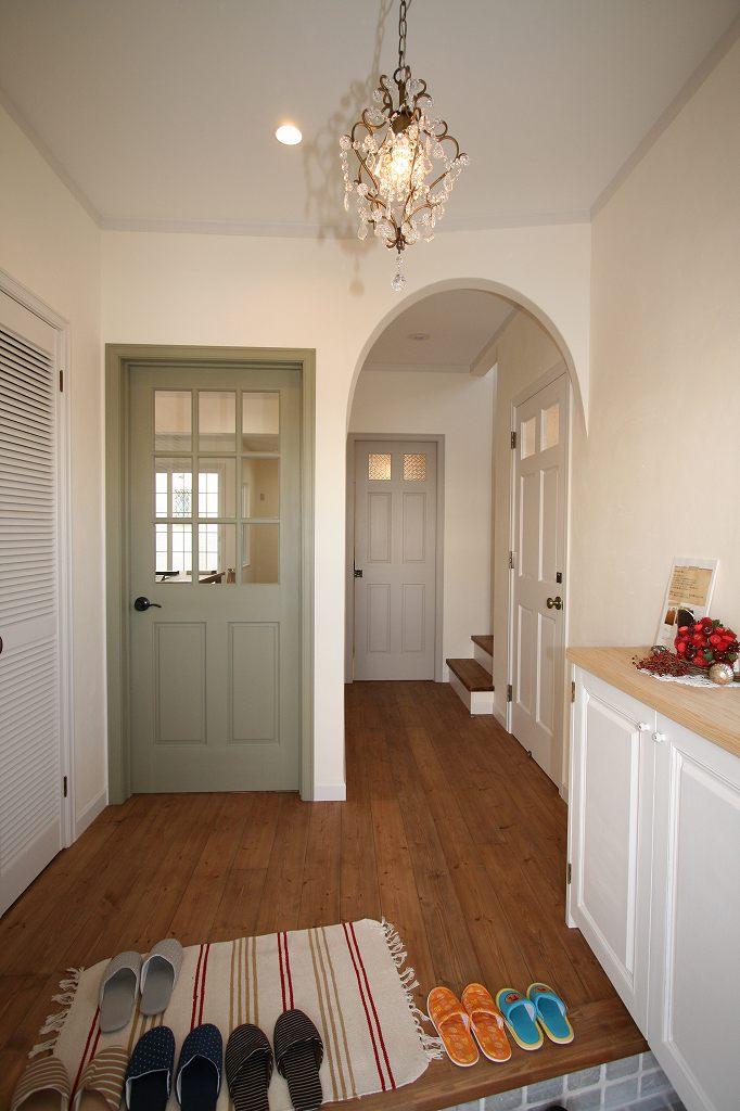 フレンチテイストを取り入れた2階建てハウスは光と風があふれる心地よい空間 ウエストビルド事例集